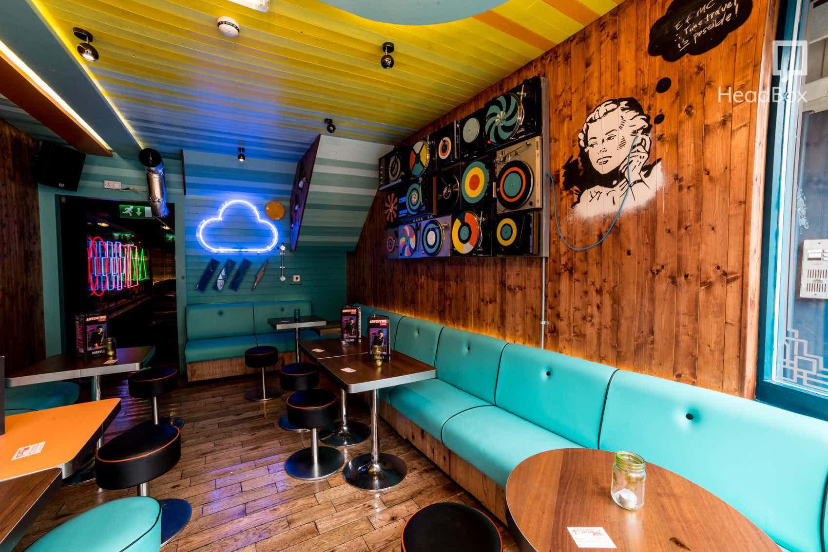 Exclusive Venue Hire, Adventure Bar, Clapham Junction
