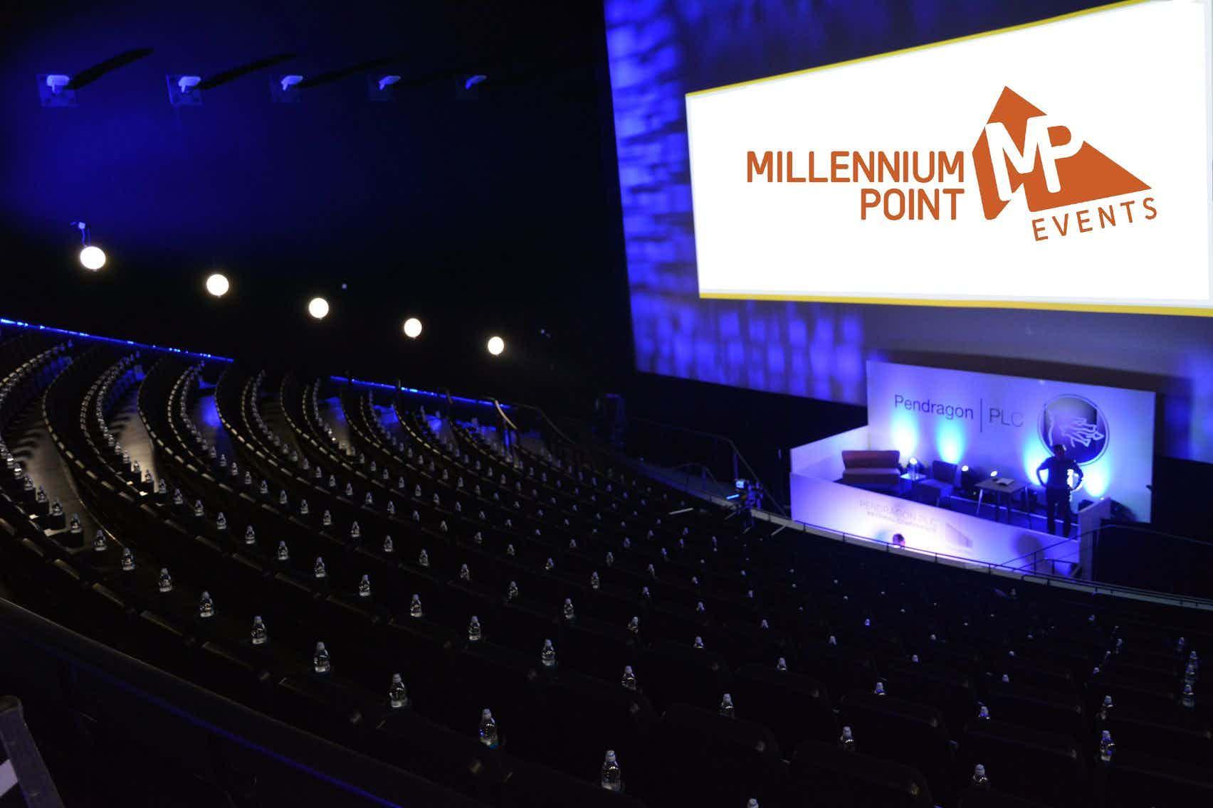 Auditorium, Millennium Point