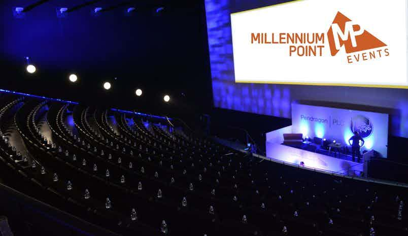 Auditorium, Millennium Point