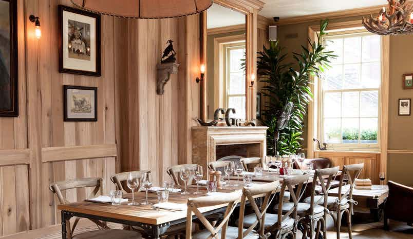 Back Dining Room, The Grazing Goat