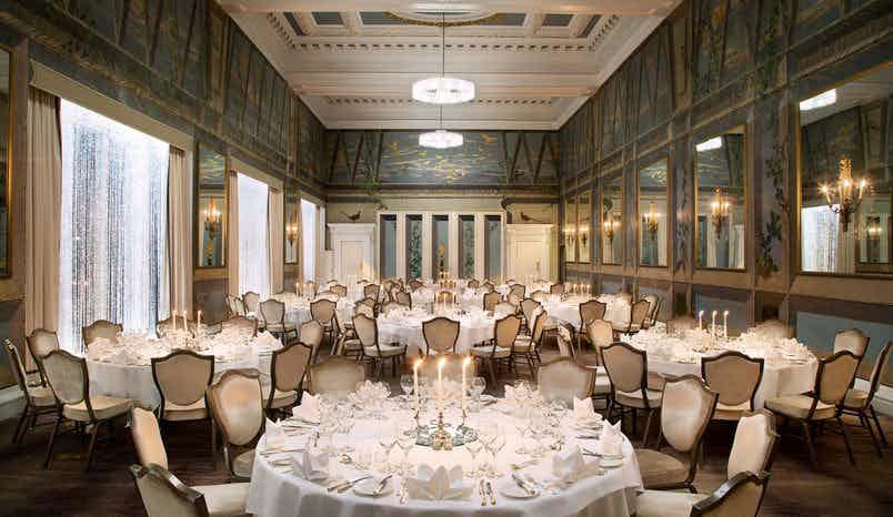 Castle Suite, Waldorf Astoria Edinburgh - The Caledonian