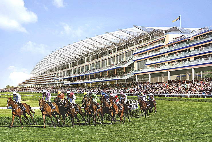 Exhibition Hall Ascot Racecourse is one of the largest and most prestigious racecourses in the world and for over 300 years has been famous for hosting the world's finest racing events including Royal Ascot. 
