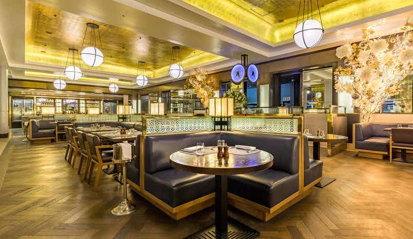 Brasserie Exclusively  , St Pancras Brasserie and Champagne Bar by Searcys