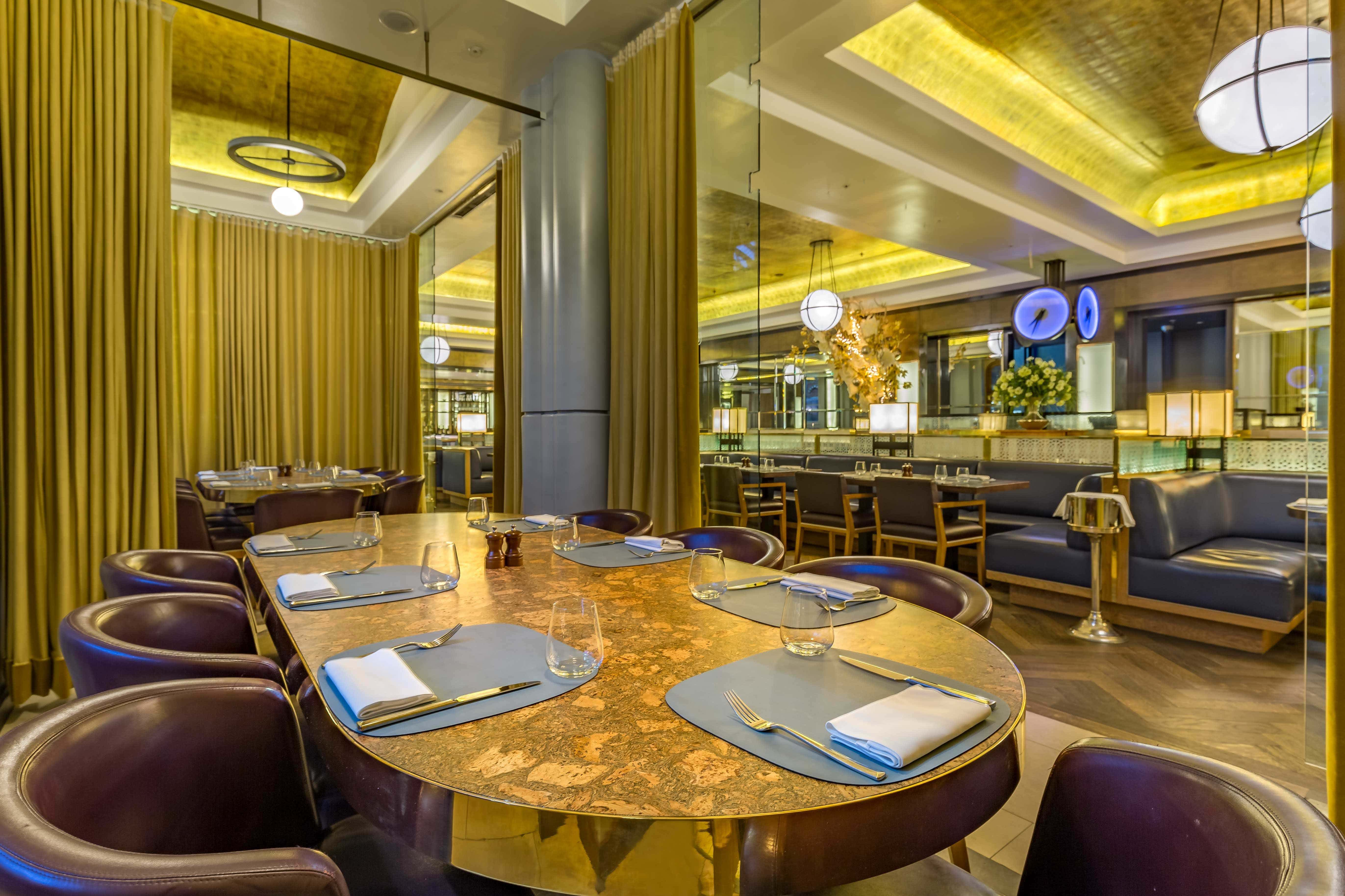 The Glass Room, St Pancras Brasserie and Champagne Bar by Searcys