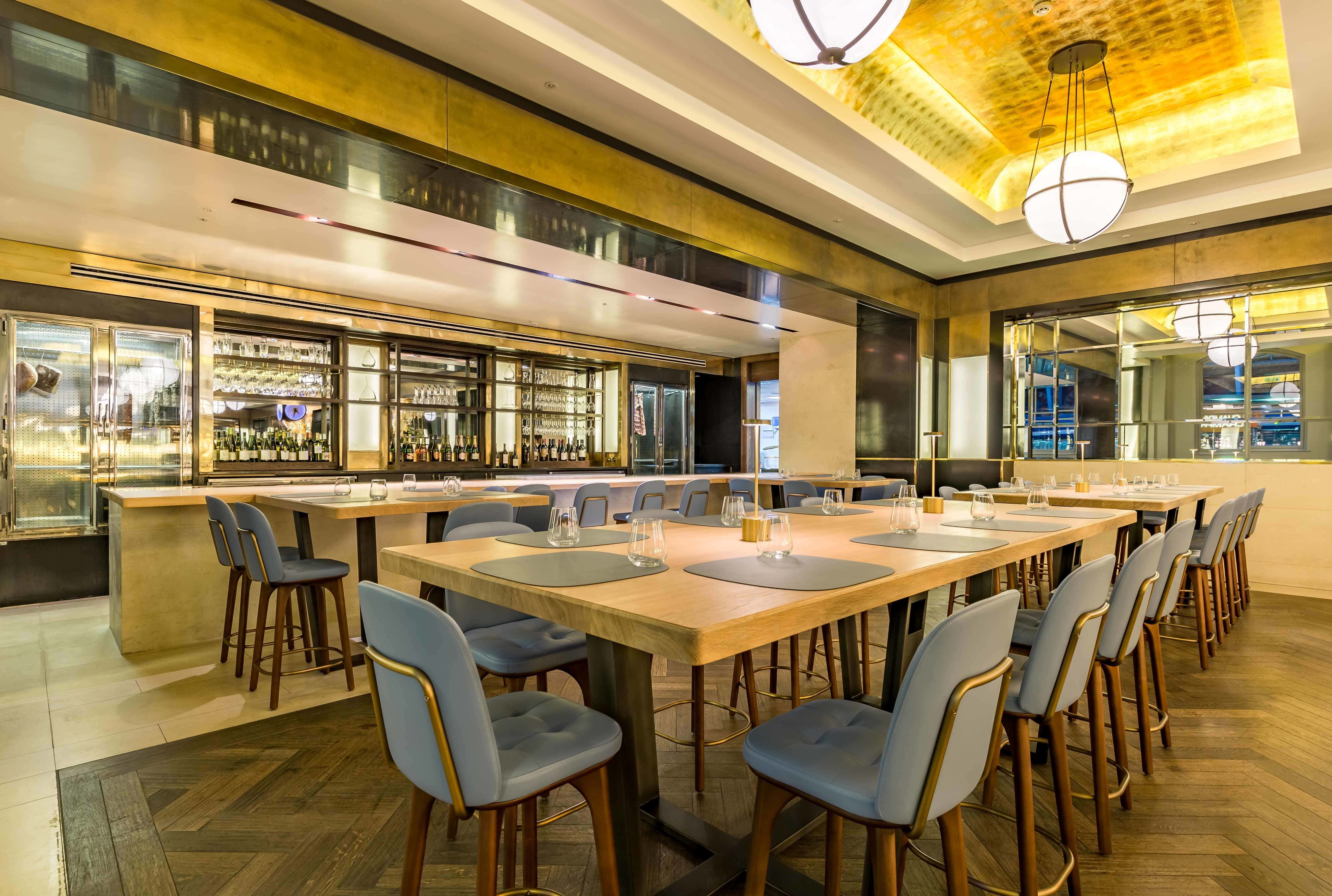 The Kitchen Bar, St Pancras Brasserie and Champagne Bar by Searcys