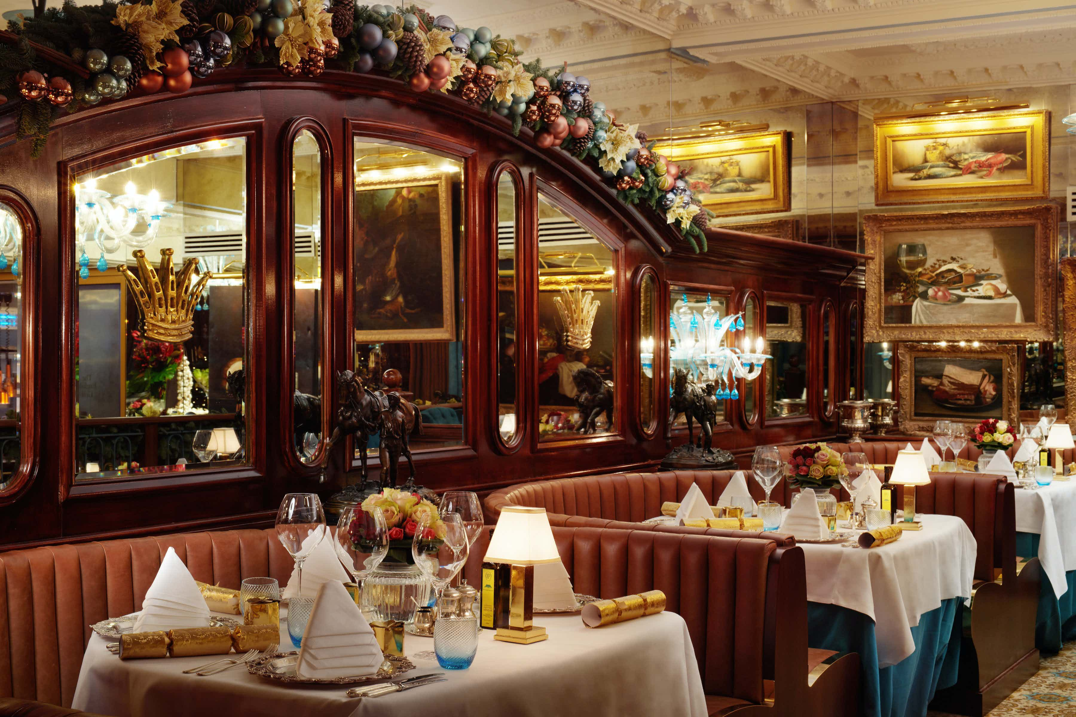 English Grill, The Rubens at the Palace Hotel