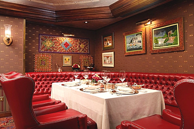 Curry Room **The Curry Room - an authentic journey of discovery blending Indian and African influences.**