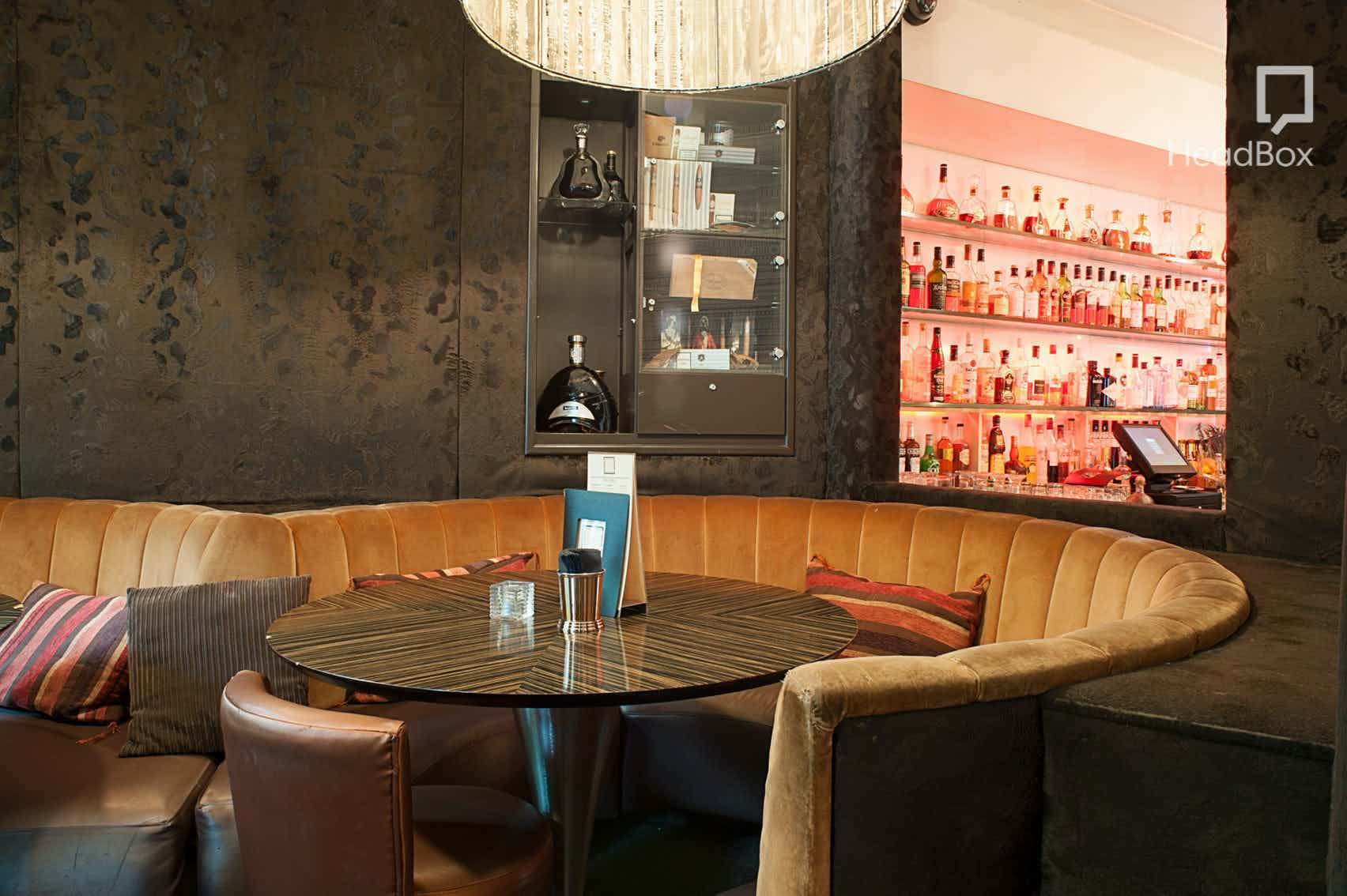 Cognac Room, Eaton Square Bar
