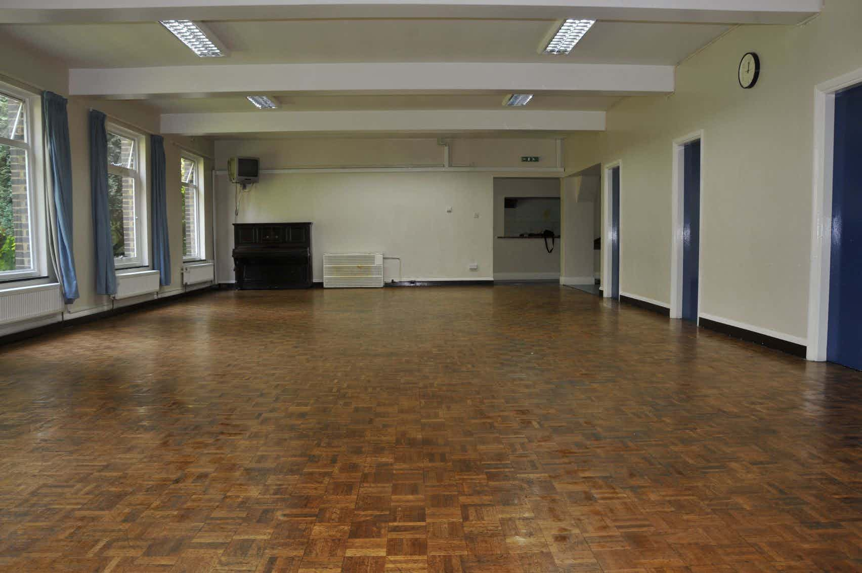 Lower Hall, St Mark's Halls