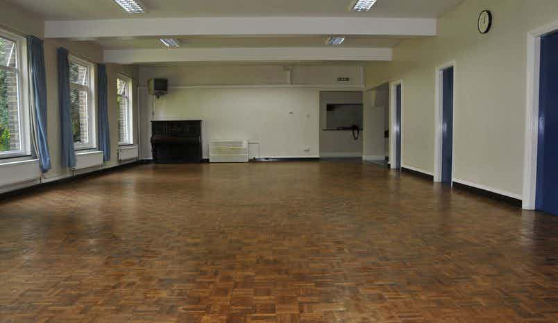Lower Hall, St Mark's Halls
