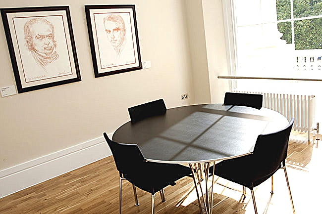 The North Meeting Room **Hire The North Meeting Room at Prince Phillip House, an intimate Space perfect for smaller meetings in Westminster.**  Intimate and private, the North Room is ideal for smaller meetings, brainstor
