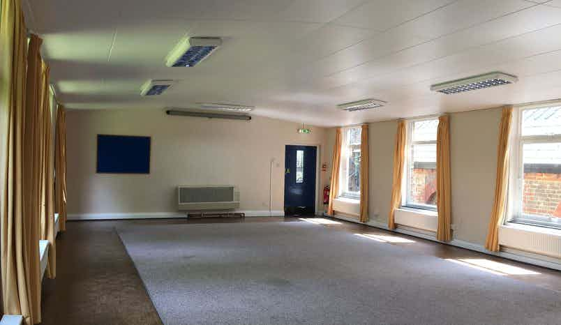 Upper Hall, St Mark's Halls