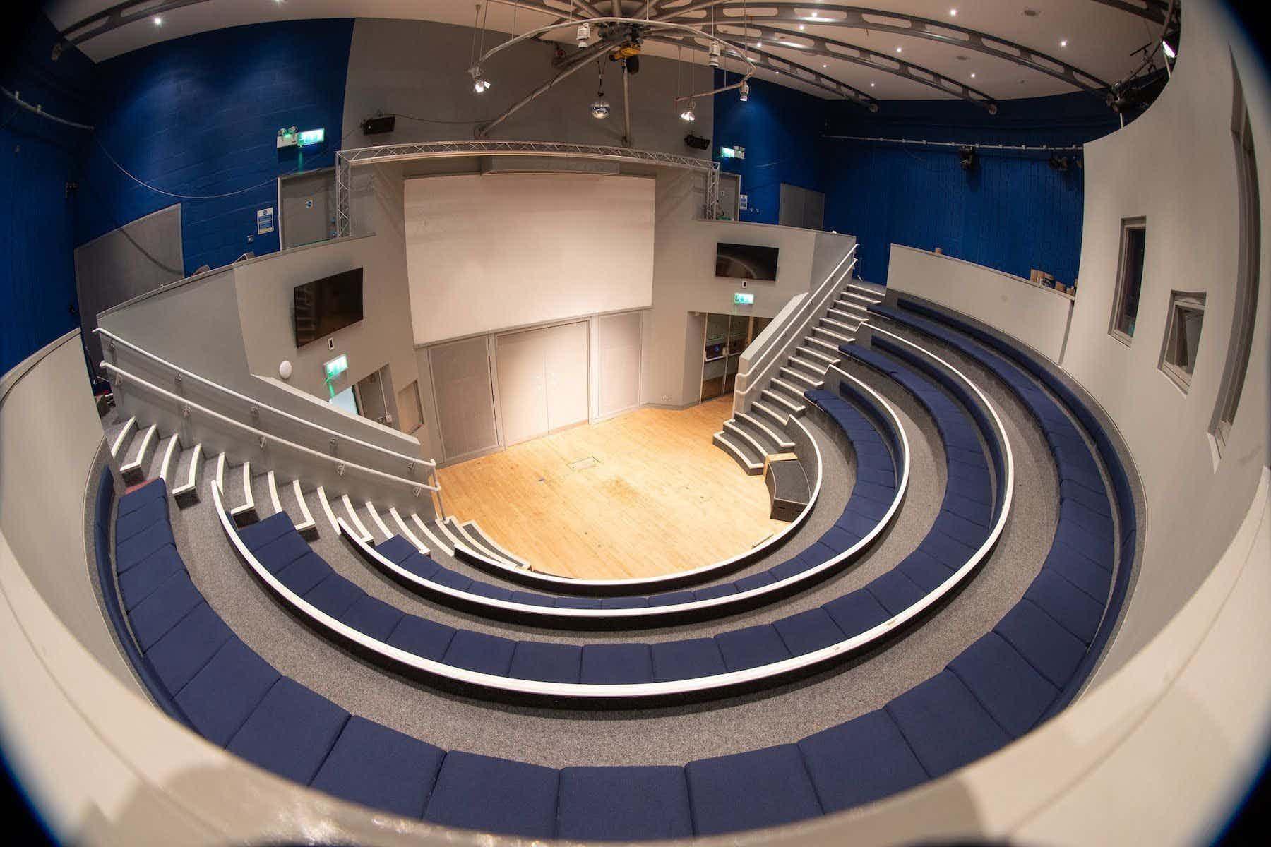 Science Theatre, Techniquest Cardiff