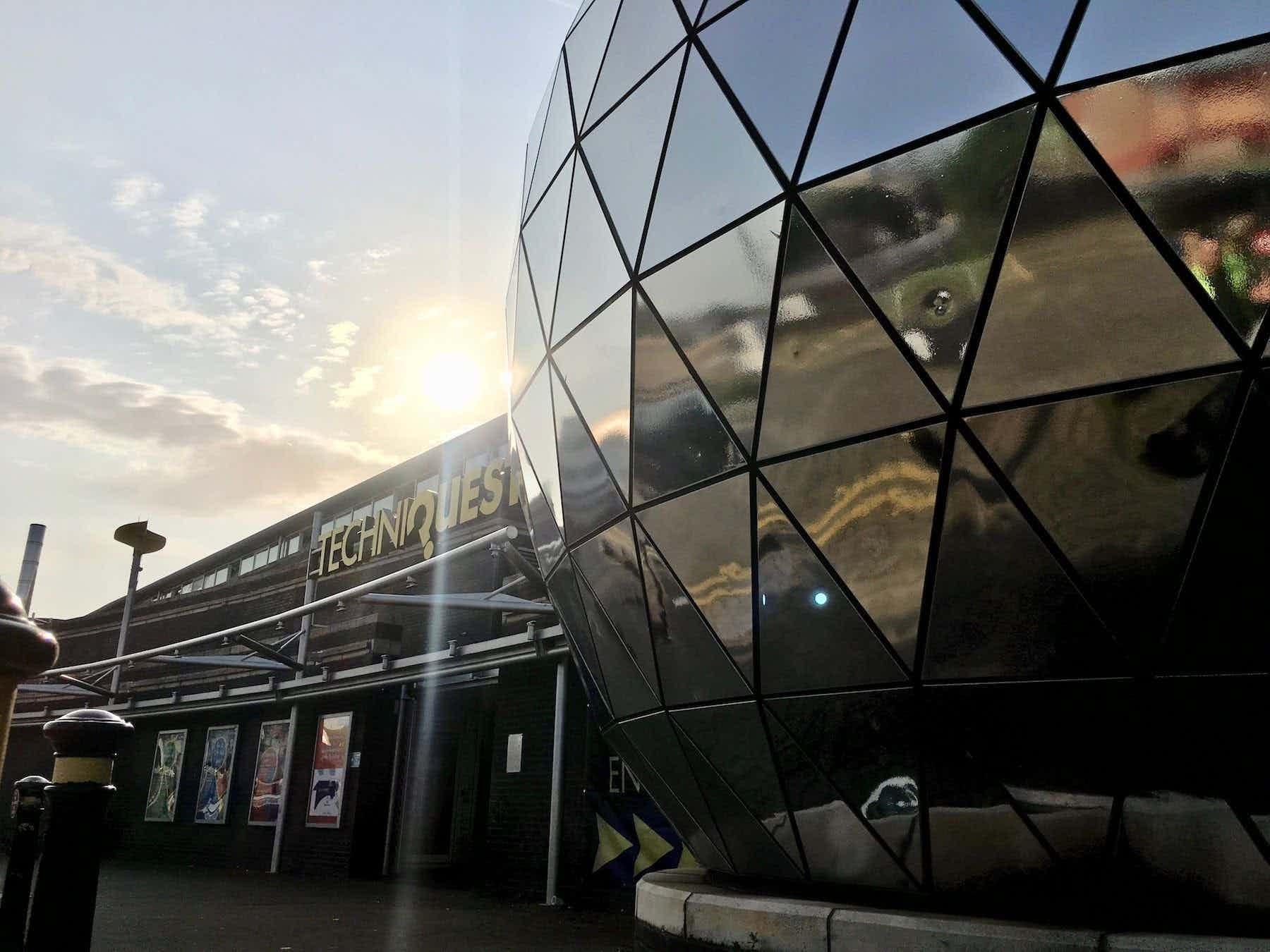 Planetarium, Techniquest Cardiff