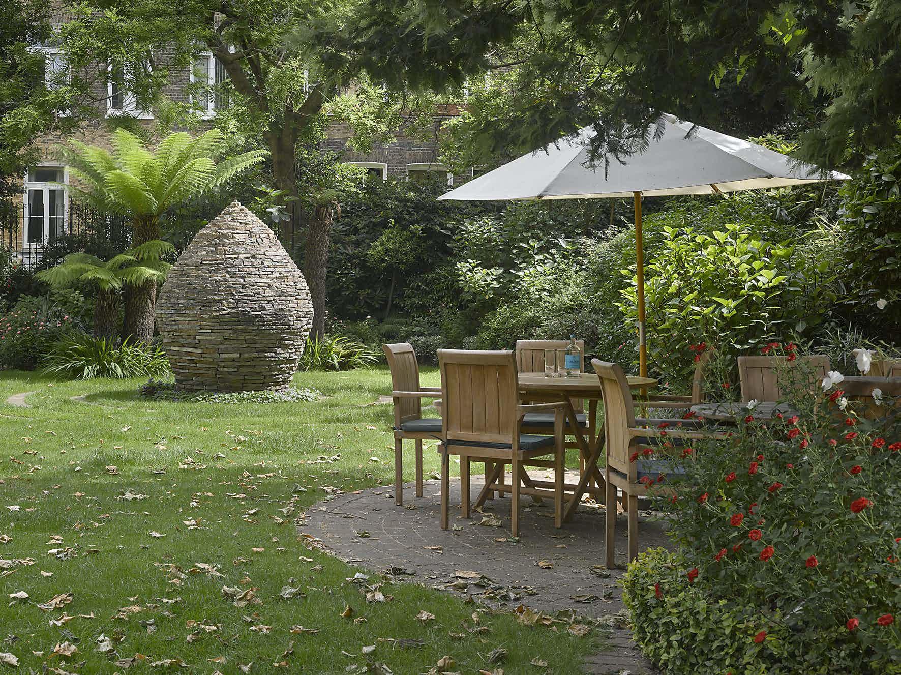 Garden, K+K Hotels George