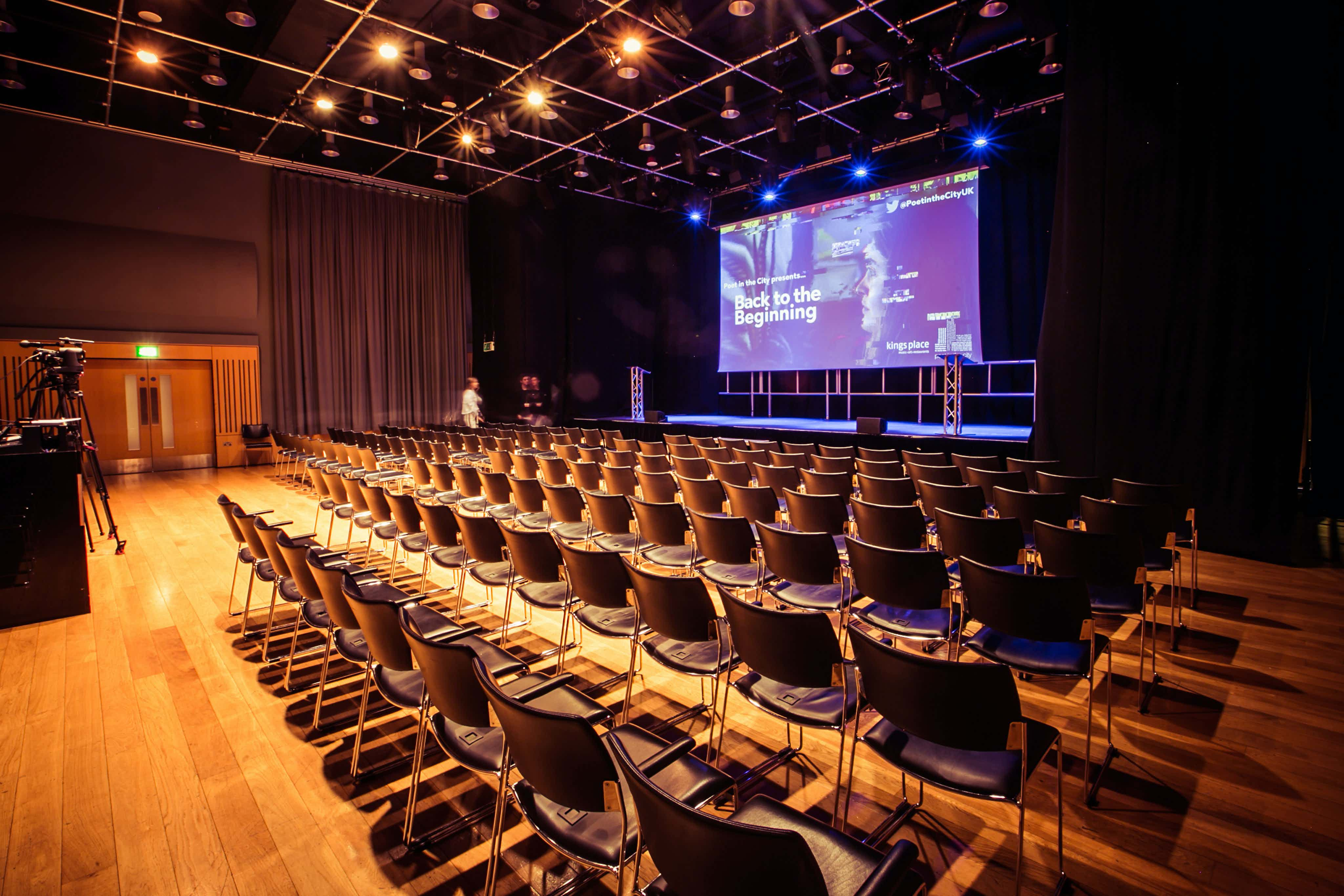 Hall Two, Kings Place Events