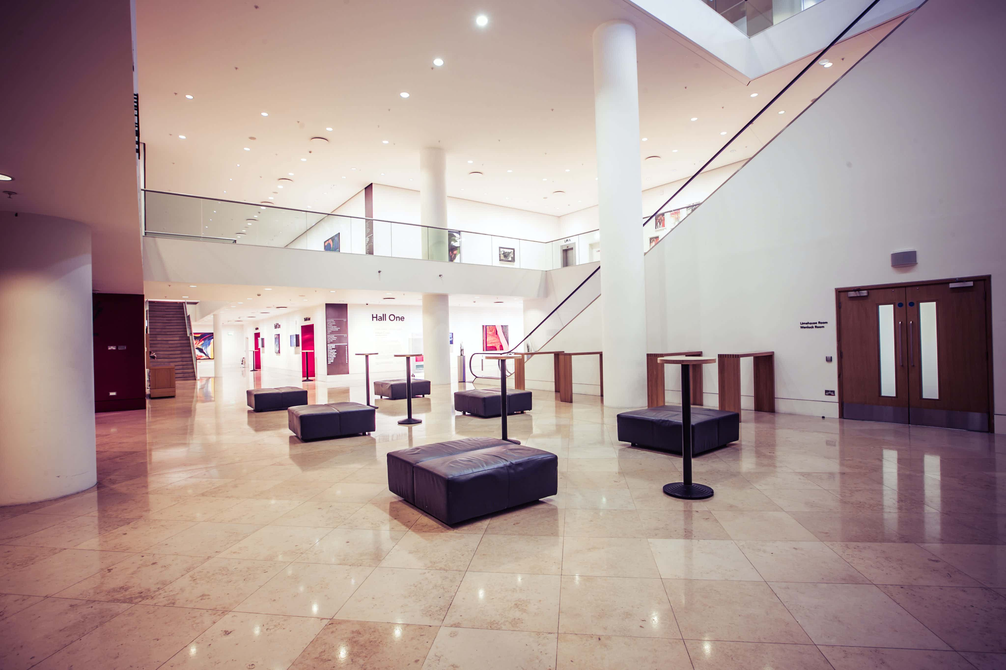 Music Foyer, Kings Place Events