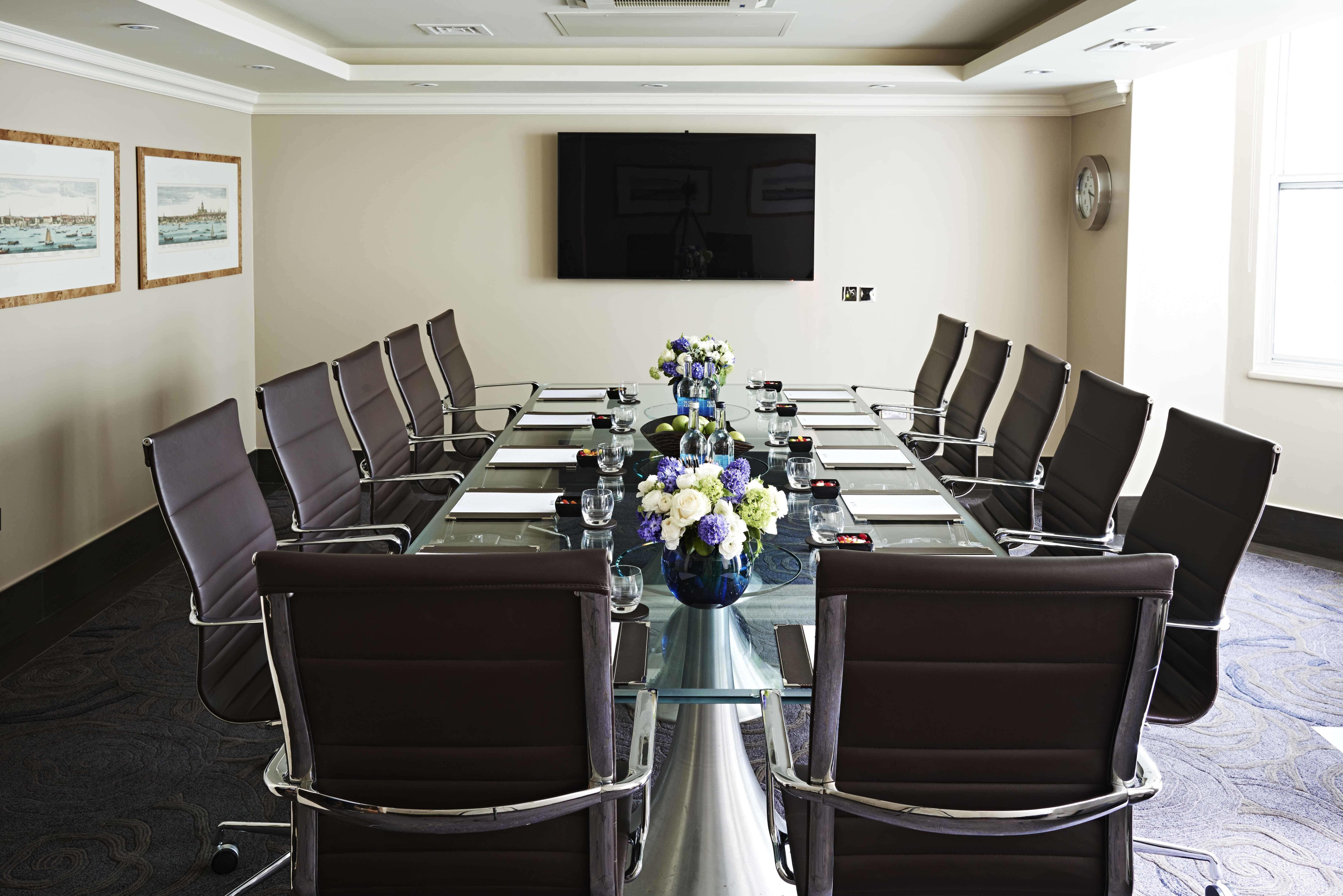 Private Room 3, Radisson Blu Edwardian, Vanderbilt