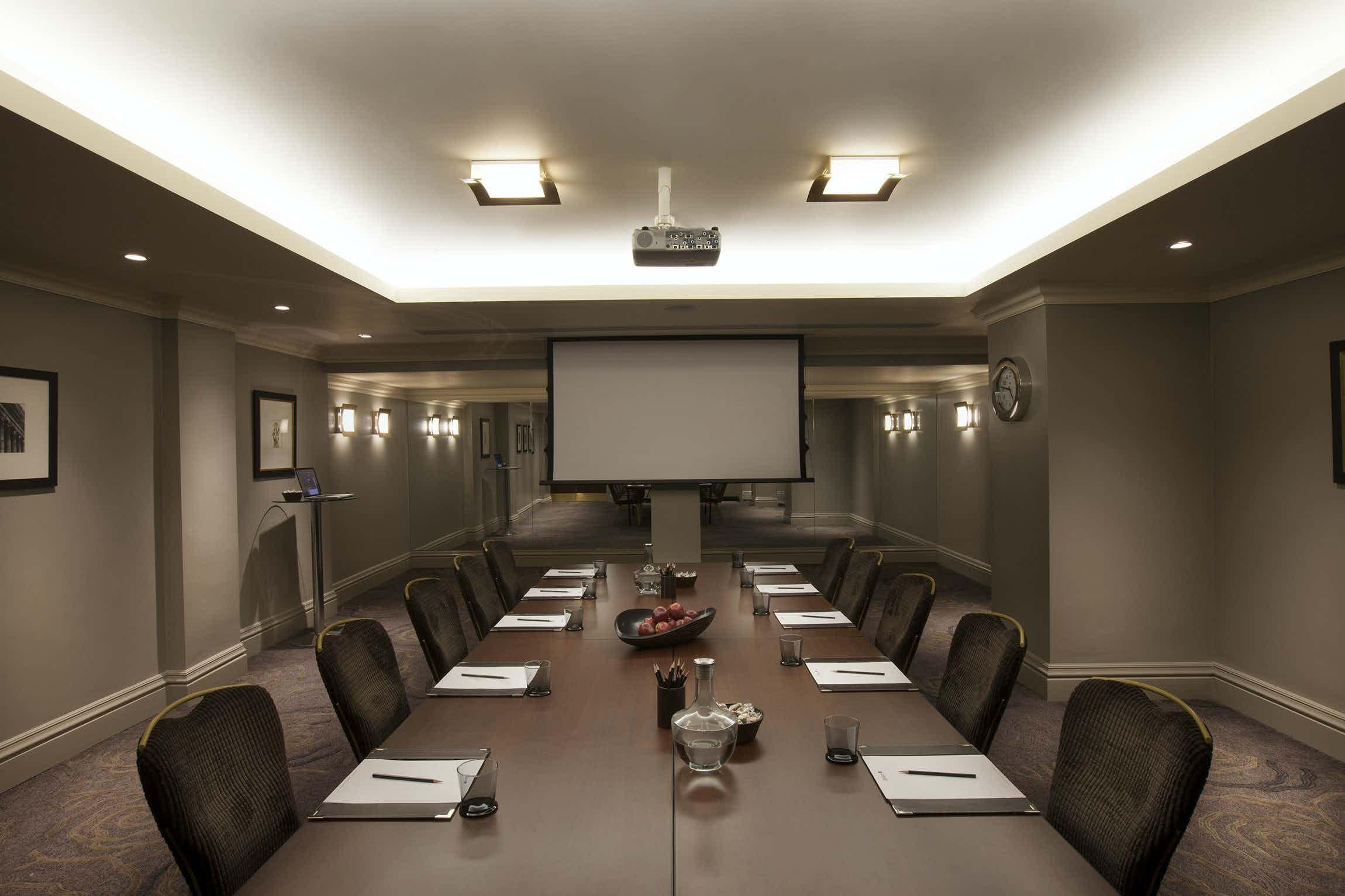 Private Room 4, Radisson Blu Edwardian, Vanderbilt