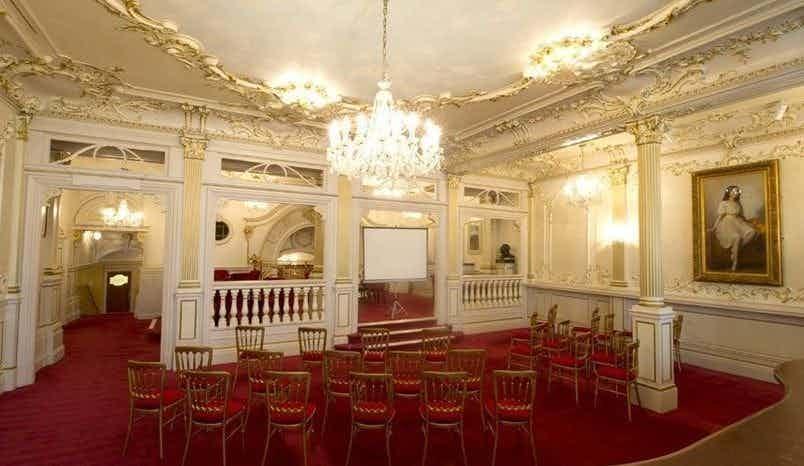 Day Hire, Cinderella Bar, The London Palladium