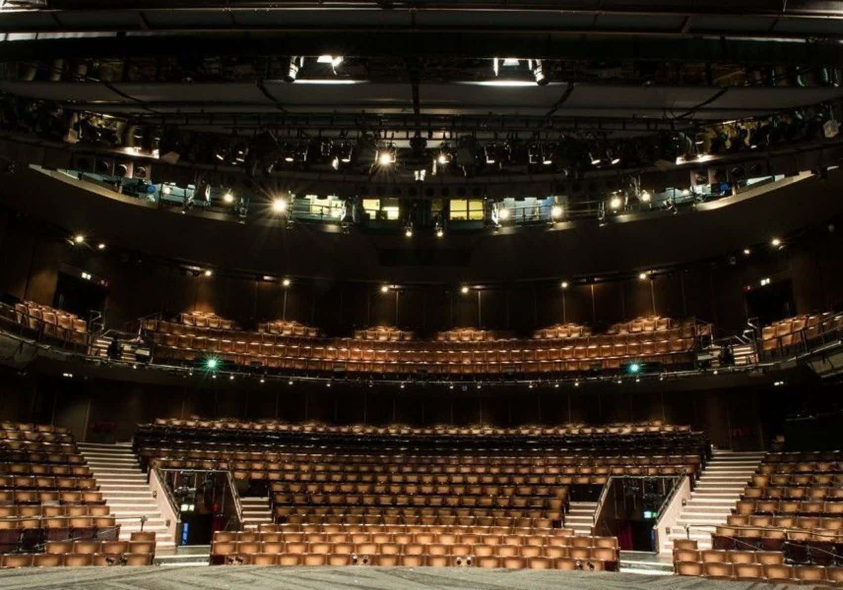 Day Hire, 1071 Seat Auditorium, The Gillian Lynne Theatre