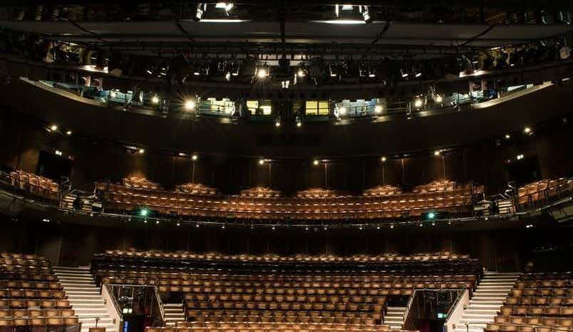 Day Hire, 1071 Seat Auditorium, The Gillian Lynne Theatre