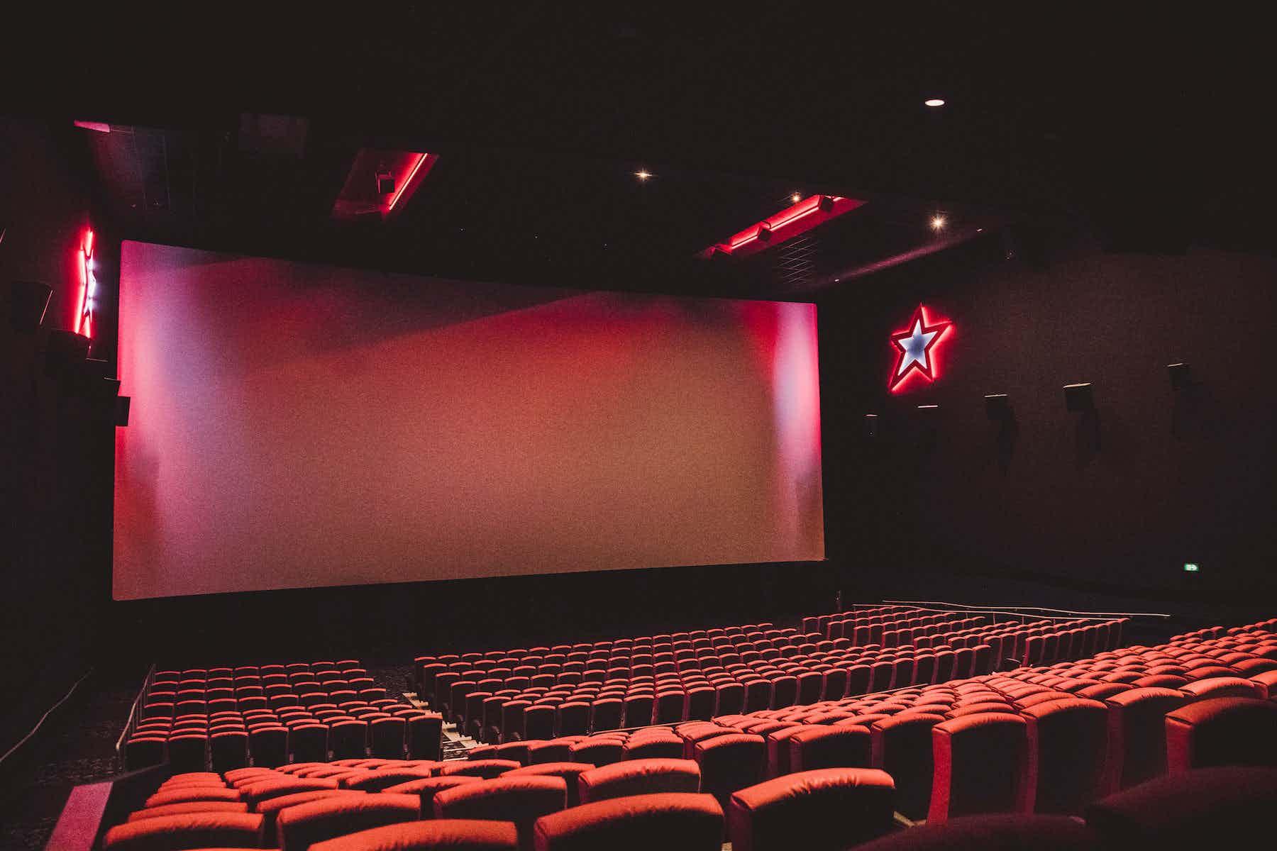 Superscreen, Cineworld - The O2 Greenwich