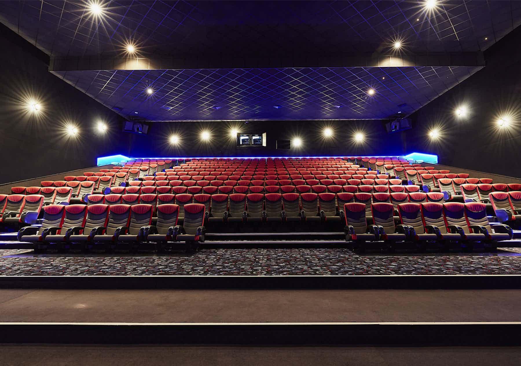 Large Screen, Cineworld Birmingham Broad Street