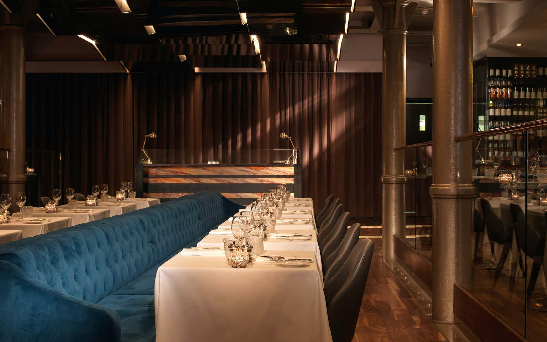 Private Dining, Brasserie ABode Manchester