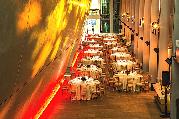 Darwin Centre **If you want to hire one of the most iconic venues in London, then it doesn't get much better than The Natural History Museum**  The Natural History Museum is one of London's most historical venues