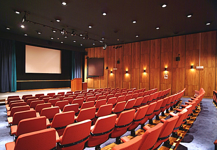Flett Theatre **For a conference venue situated in London's most iconic venue, choose the Flett Theatre at the Natural History Museum**