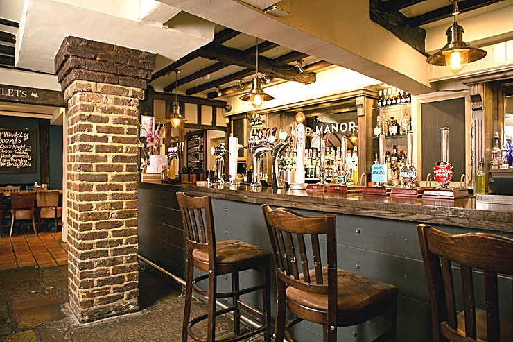 Exclusive Use Venue Hire **Hire The Old Manor for a private venue hire in Potters Bar**