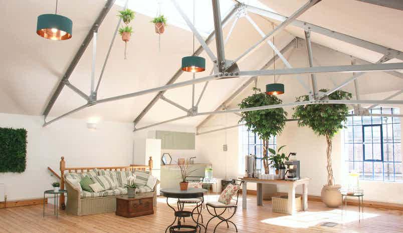 The Flowerpot Workshop, The Flowerpot Hoxton