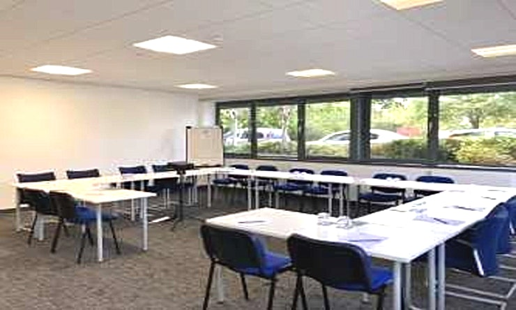 Room 6 at Equinox South **For a meeting room venue with all the trimmings, hire Room 6 at Equinox South**  Room 6 is a spacious and well lit venue, which can accommodate up to 30 individuals for a boardroom style meeting, or up 60 individuals seated in a theatre style setup. The Space provides a flexible venue, perfect for workshops, seminars, conferences and networking events.   Room hire includes:  Projector Clicker/pointer Flip chart  Pens  Free parking  WIFI access throughout the building  Also including use of an excellent breakout area for those meeting pauses or one to one sessions, as well as catering options   Room 6 at Equinox South is located at the brand new BizSpace Business Centre in Bradley Stoke, Bristol located just off Junction 16 of the M5. Conveniently situated minutes away from Bristol Parkway Train Station and can be accessed from Bristol City Centre on the T1 Bus Service, or alternatively a 15 minute taxi journey from either Bristol City Centre or Temple Meads Train Station.   Its modern, well lit rooms not only offers great value but provides both space and flexibility to suit any businesses event budget, making it an ideal venue for your next company meeting or conference.