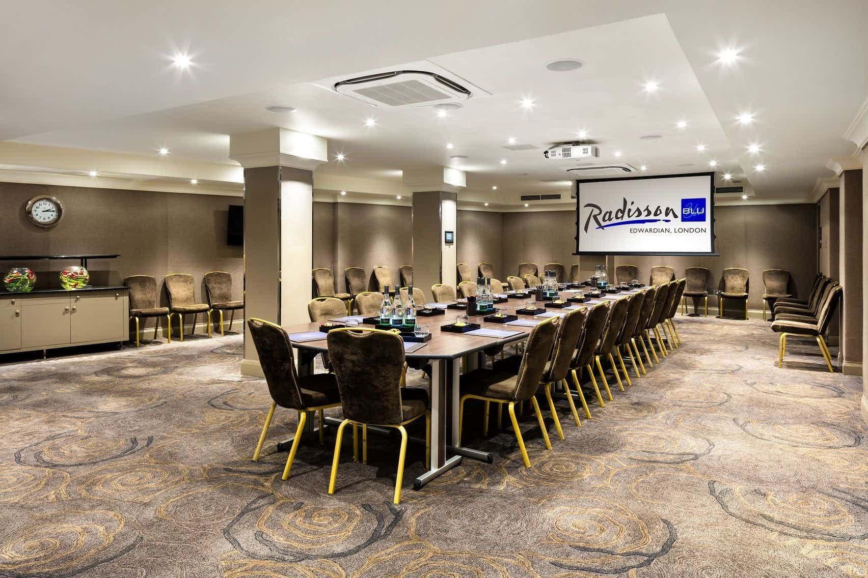 Private Room 12, Radisson Blu Edwardian Kenilworth