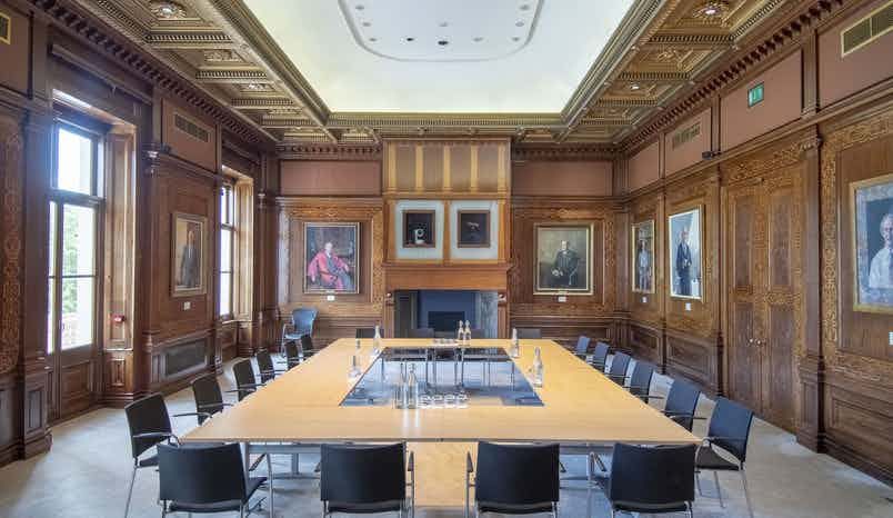 The Kohn Centre., The Royal Society
