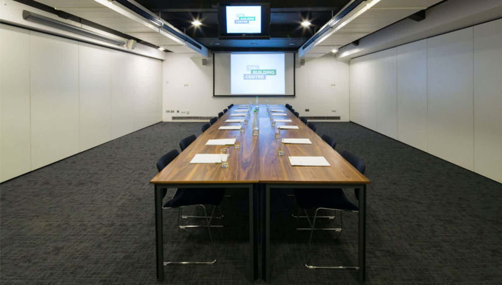 Afternoon Hire, Suite A, The Building Centre