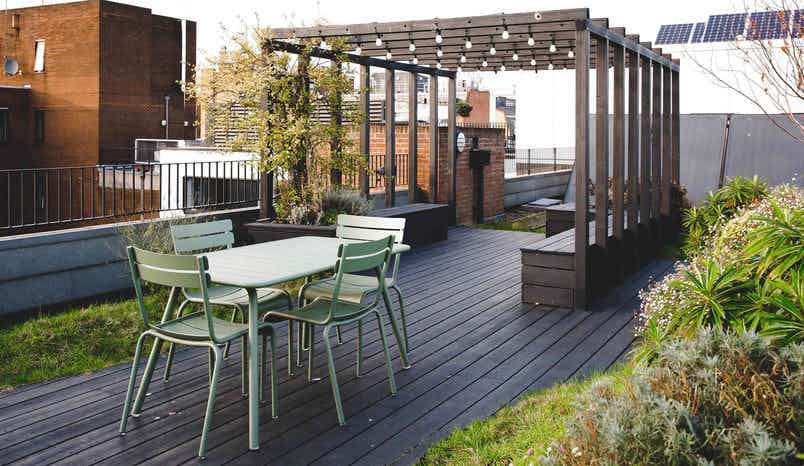 Rooftop , Kirby Street, TOG Event Spaces