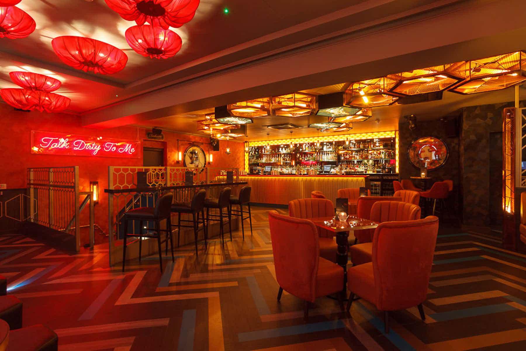 Martini Lounge, Dirty Martini Birmingham