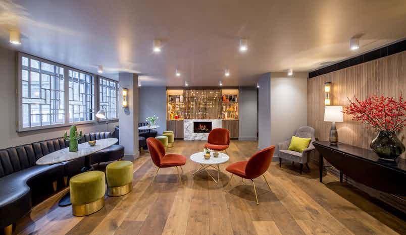 The Long Room 1, The Marylebone
