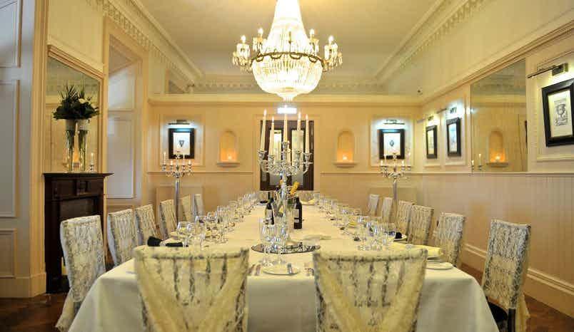 Regent Suite, Braid Hills Hotel