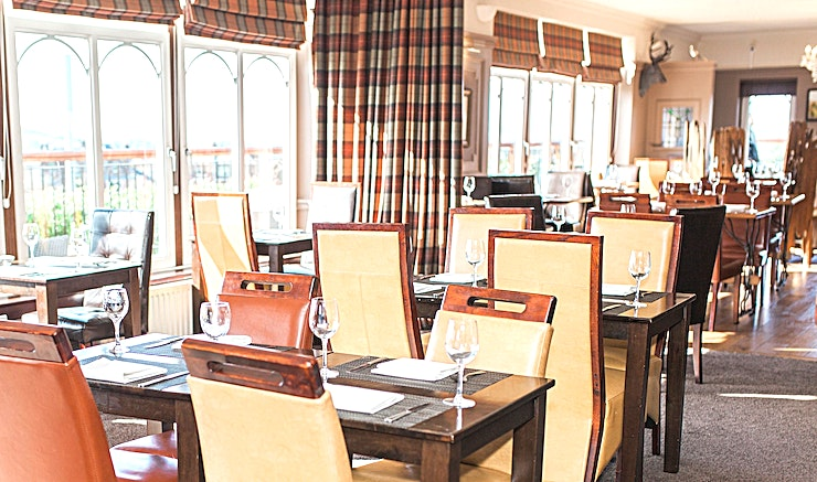 Private Dining **Enquire here for the 1886 Restaurant for an exquisite private dining venue hire in Edinburgh**