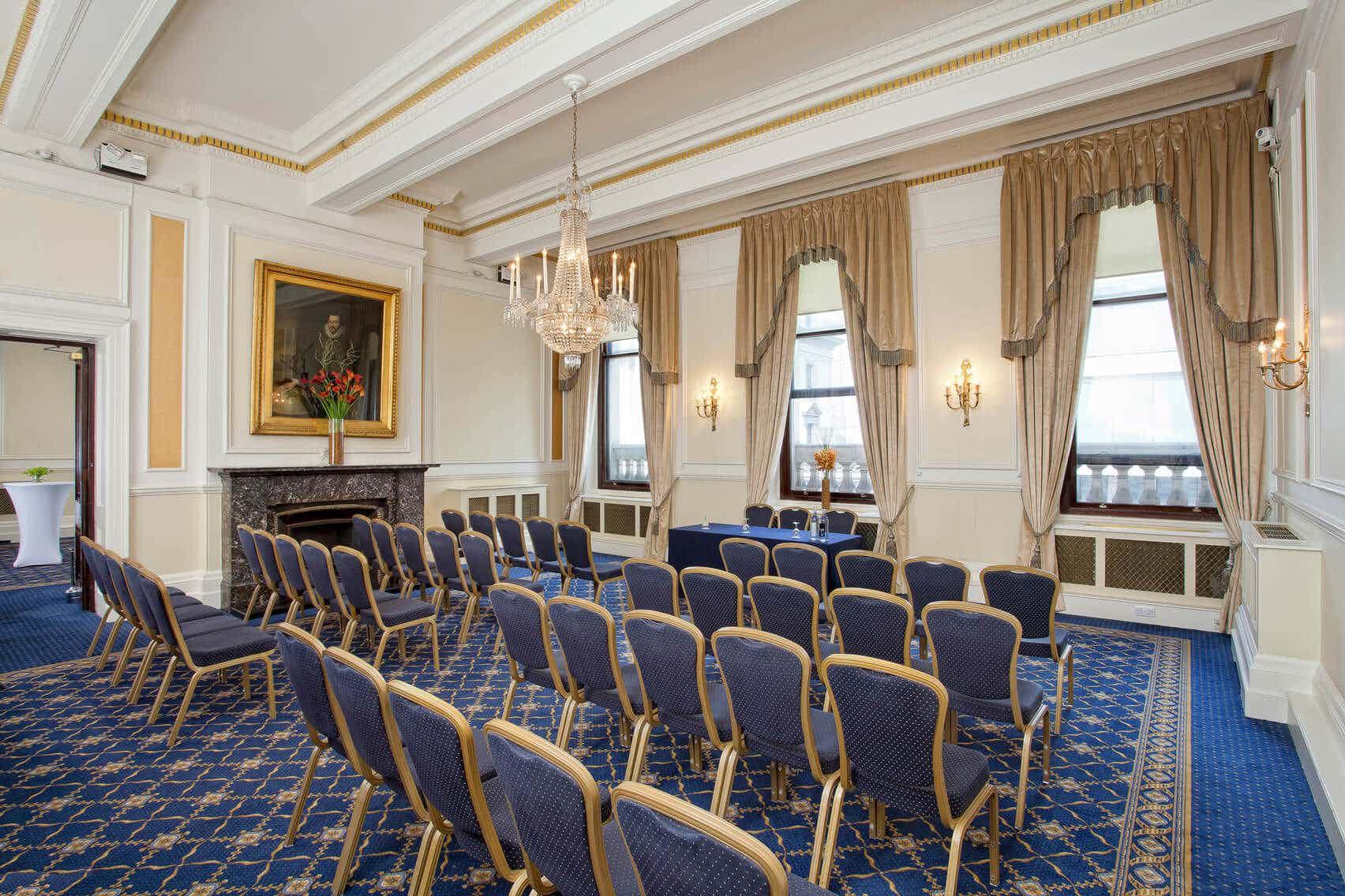 The Trafalgar Rooms , 116 Pall Mall