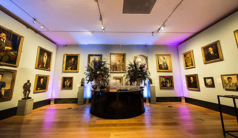 Early 20th Century Galleries, National Portrait Gallery