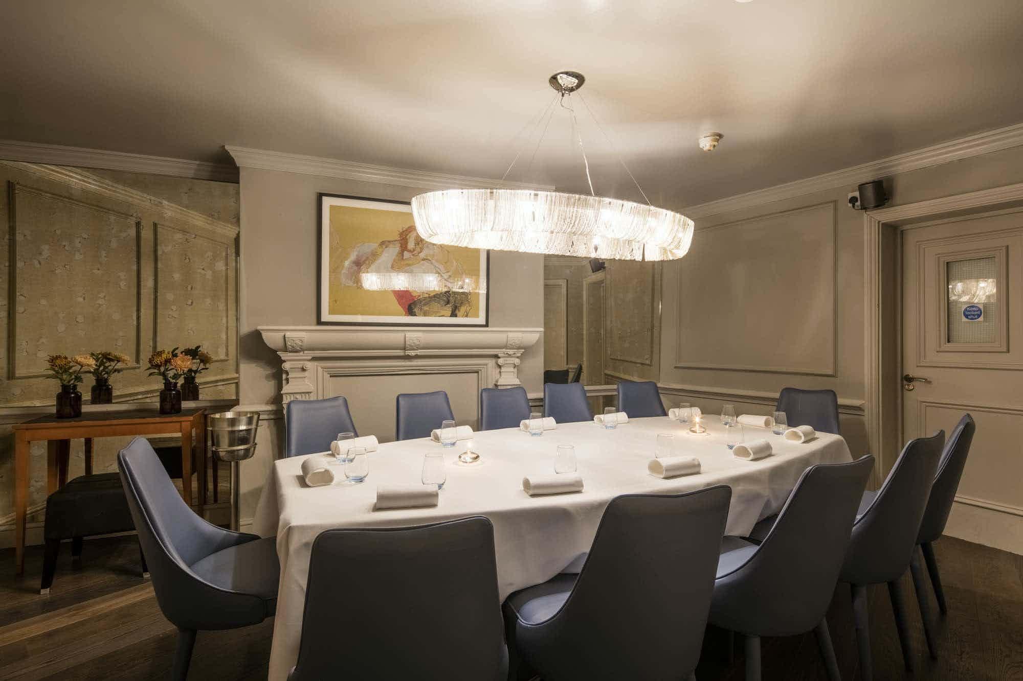 Private Dining Room , Launceston Place
