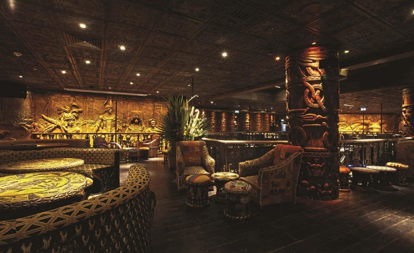 Lounge Bar & Champagne Bar, Shaka Zulu