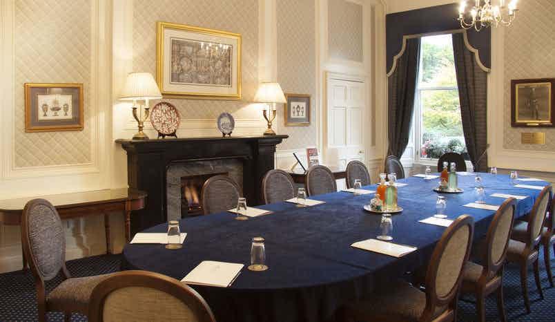 Ellesmere, Royal Scots Club
