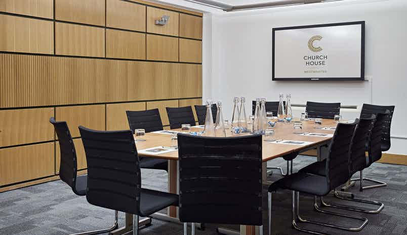 Coggan Room , Church House Westminster
