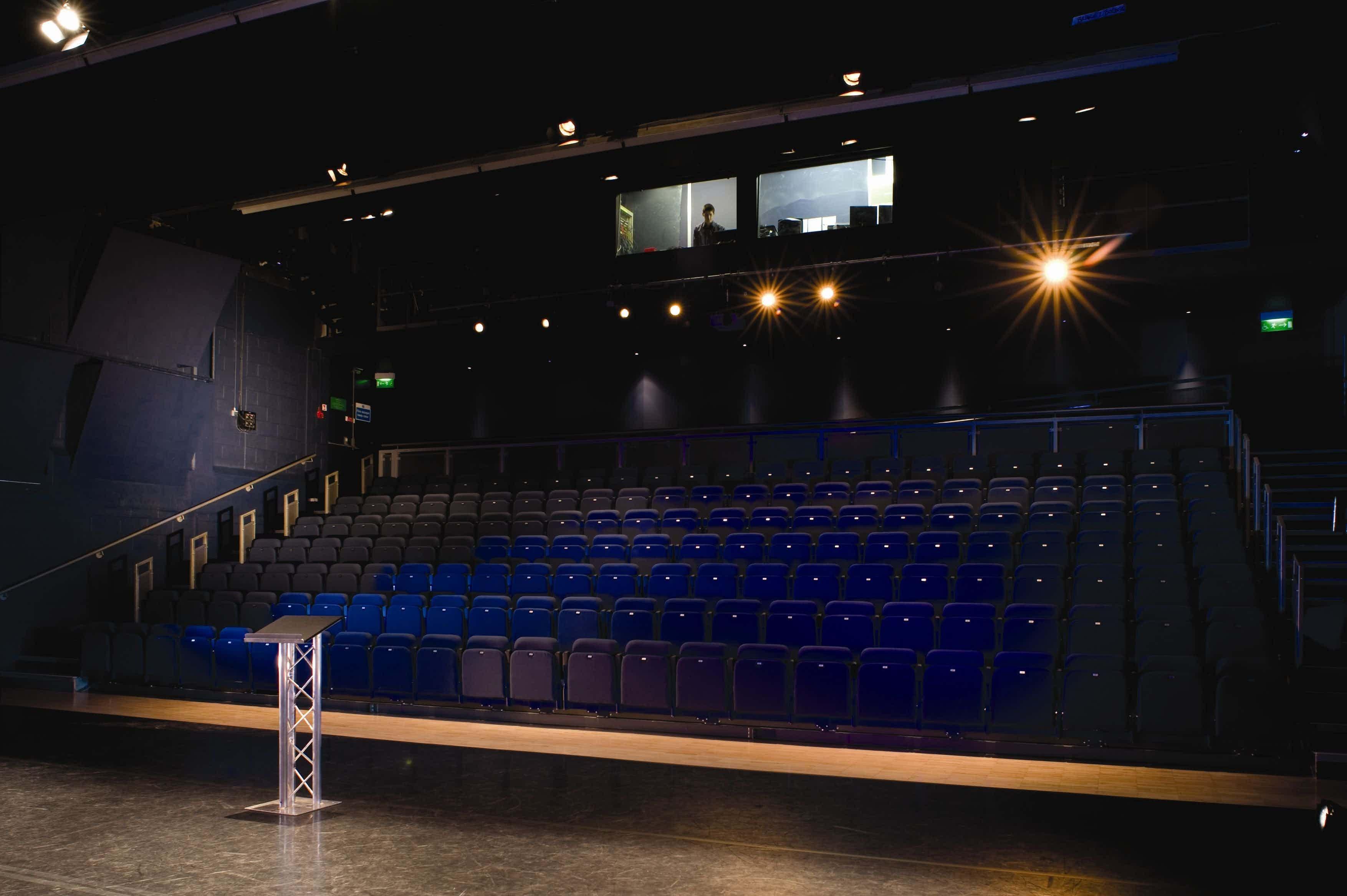 Lilian Baylis Studio, Sadler's Wells Theatre