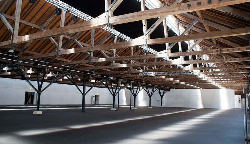 The Great Gallery, Tobacco Dock